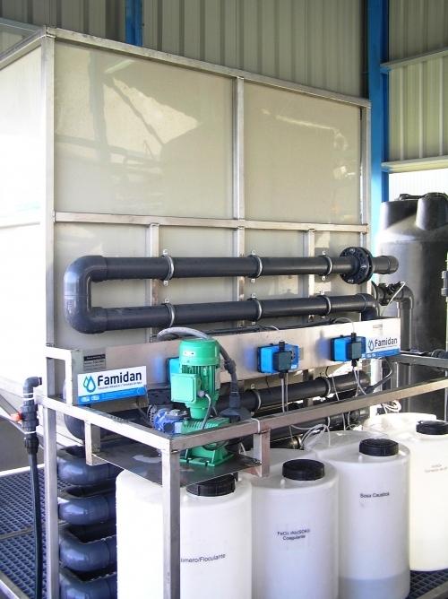 Ampliación y Mejora de la Planta de Tratamiento de Agua Potable