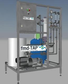 fmd-TAP ®, Potabilizadoras Compactas y Minipotabilizadoras