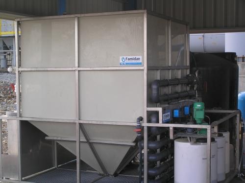Ampliación y Remodelación de Planta de Tratamiento de Agua Potable