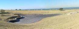 Construcción de lagos
