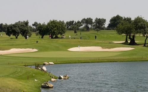 Mantenimiento Preventivo, Reingeniería y Reformas en los campos de Golf de Quinta da Ría