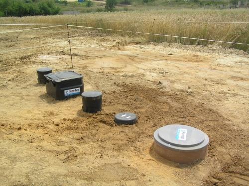 Equipo de Depuración y Reutilización de Aguas Residuales para Vivienda Unifamiliar