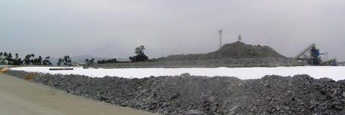 Impermeabilización de Ampliación de Zona de Acopio de Mineral