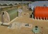 Estación Depuradora de Aguas Residuales para 90 Viviendas de Temporeros